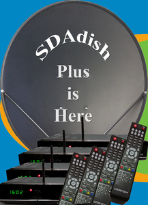 SDAdish Plus Four-Room System